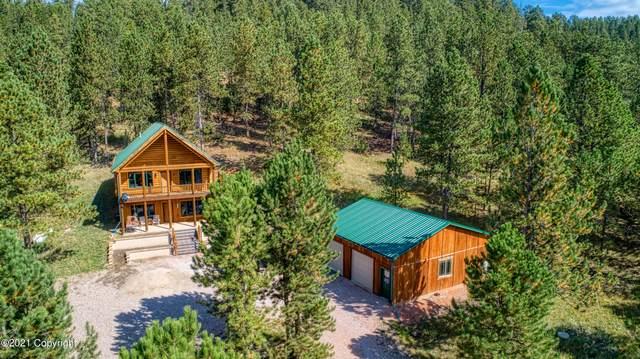 233 Green Mountain Rd -, Sundance, WY 82729 (MLS #21-1617) :: Team Properties