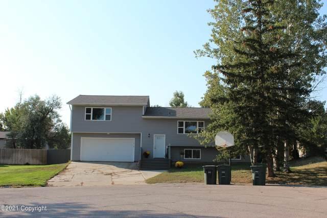 35 Independence Dr -, Gillette, WY 82716 (MLS #21-1618) :: The Wernsmann Team | BHHS Preferred Real Estate Group
