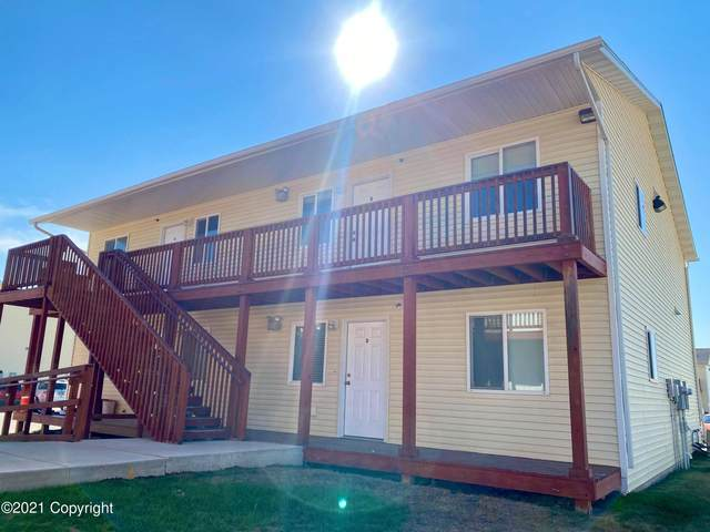 3917 Ariel Ave, Gillette, WY 82718 (MLS #21-1621) :: The Wernsmann Team | BHHS Preferred Real Estate Group