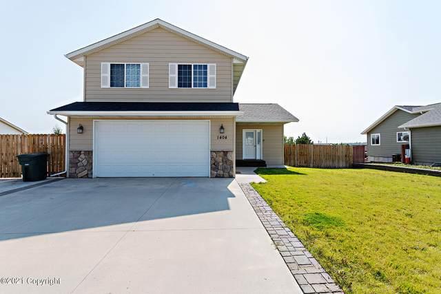 1404 Estes Ln -, Gillette, WY 82716 (MLS #21-1622) :: The Wernsmann Team | BHHS Preferred Real Estate Group
