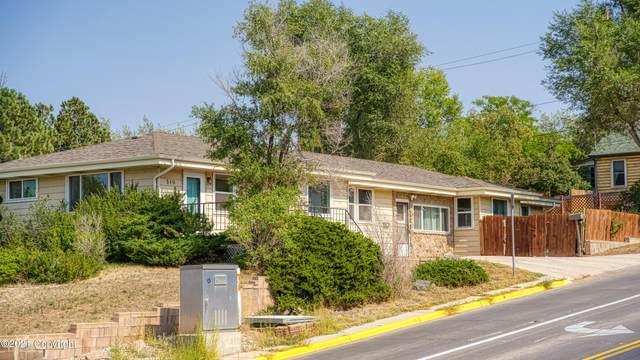 510 W 6th St W, Gillette, WY 82716 (MLS #21-1627) :: The Wernsmann Team | BHHS Preferred Real Estate Group