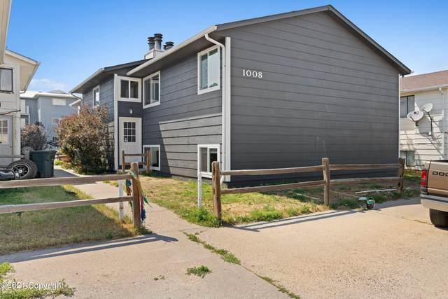 1008 Elon Ave, Gillette, WY 82716 (MLS #21-1630) :: Team Properties