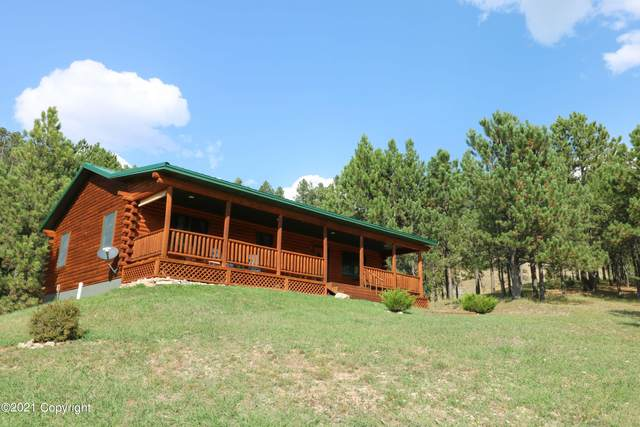 225 Green Mountain Rd -, Sundance, WY 82729 (MLS #21-1633) :: Team Properties