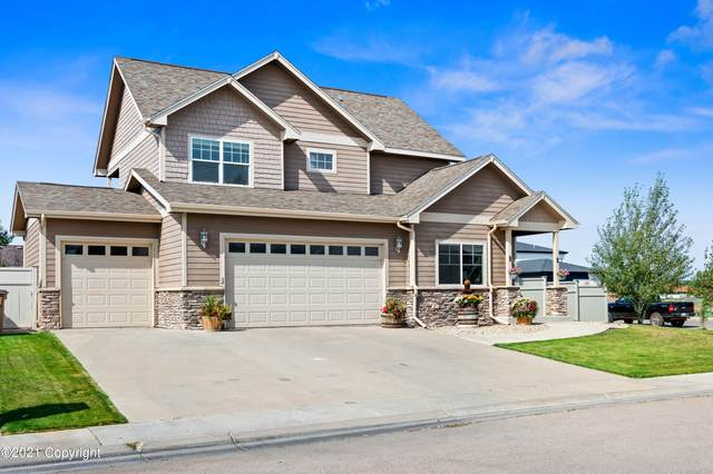 4300 Quarter Cir Ct -, Gillette, WY 82718 (MLS #21-1634) :: The Wernsmann Team | BHHS Preferred Real Estate Group