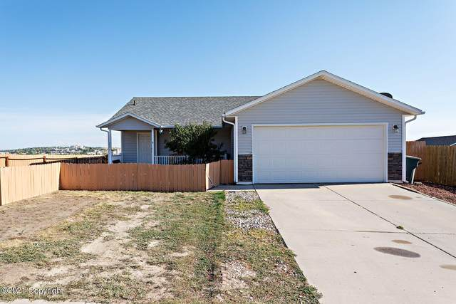 2903 Goldenrod Ave -, Gillette, WY 82716 (MLS #21-1646) :: 411 Properties