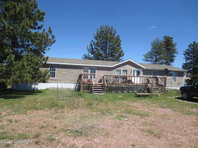 8 Alpine Rd -, Upton, WY 82730 (MLS #21-1647) :: 411 Properties
