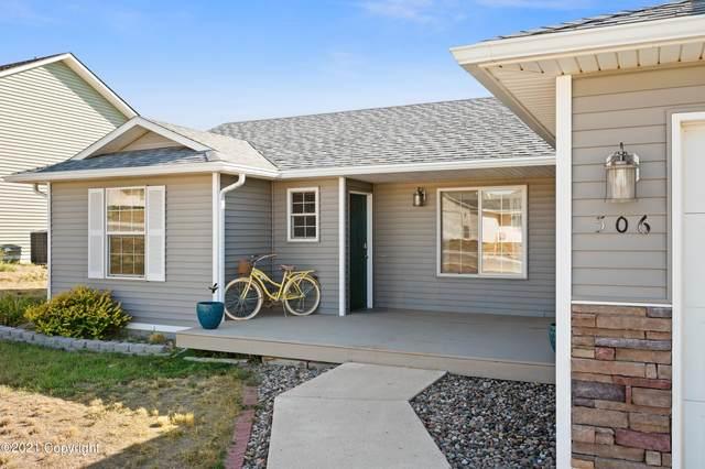 506 Ventura Dr -, Gillette, WY 82716 (MLS #21-1651) :: 411 Properties