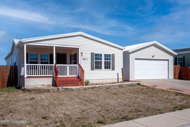 2611 Sandalwood St -, Gillette, WY 82716 (MLS #21-1652) :: 411 Properties