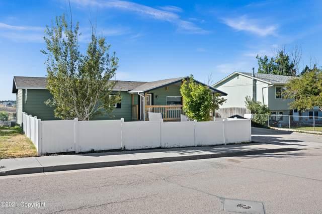 3401 Foothills Blvd -, Gillette, WY 82716 (MLS #21-1654) :: 411 Properties