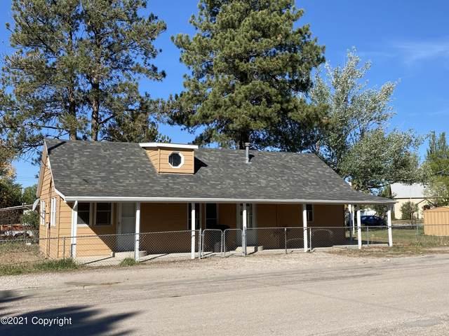 703 Juniper St -, Upton, WY 82730 (MLS #21-1675) :: The Wernsmann Team | BHHS Preferred Real Estate Group