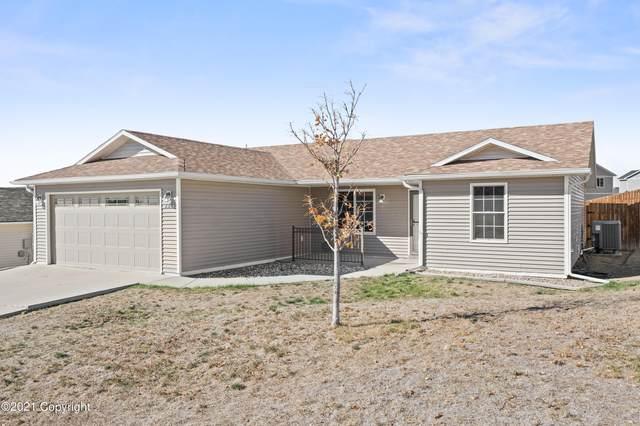 601 Ventura Dr -, Gillette, WY 82716 (MLS #21-1684) :: Team Properties