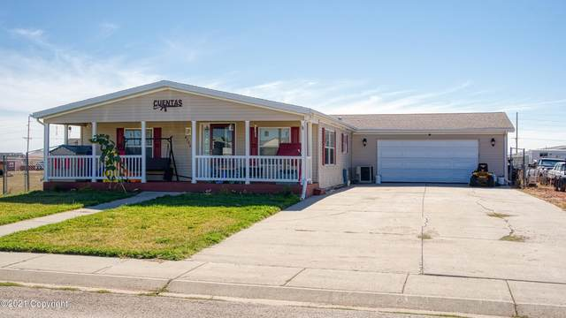 4506 Tong Ln -, Gillette, WY 82718 (MLS #21-1686) :: The Wernsmann Team | BHHS Preferred Real Estate Group