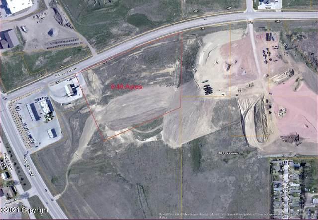1150 Shoshone, Gillette, WY 82718 (MLS #21-1700) :: 411 Properties