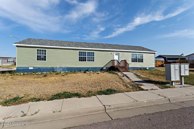 1108 Meadow Rose Ave -, Gillette, WY 82716 (MLS #21-1703) :: Team Properties