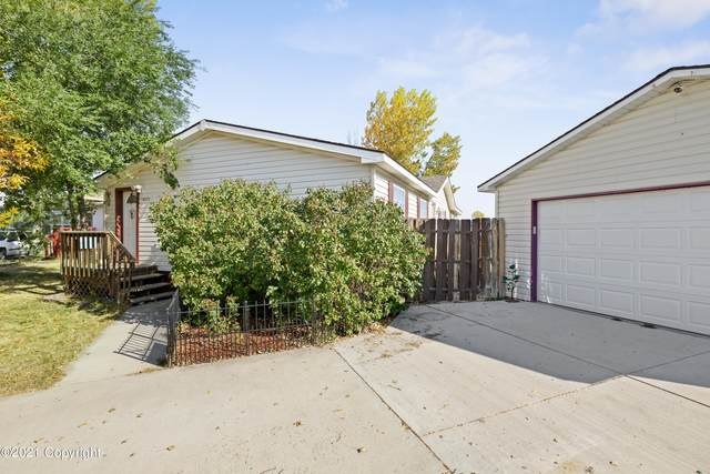 1605 Chicory Ct -, Gillette, WY 82716 (MLS #21-1708) :: Team Properties