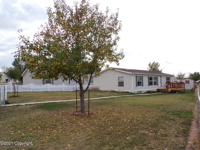 4201 Sky Hi Ct -, Gillette, WY 82718 (MLS #21-1713) :: 411 Properties