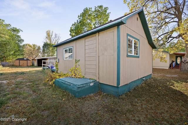 132 Cole St -, Hulett, WY 82720 (MLS #21-1714) :: 411 Properties