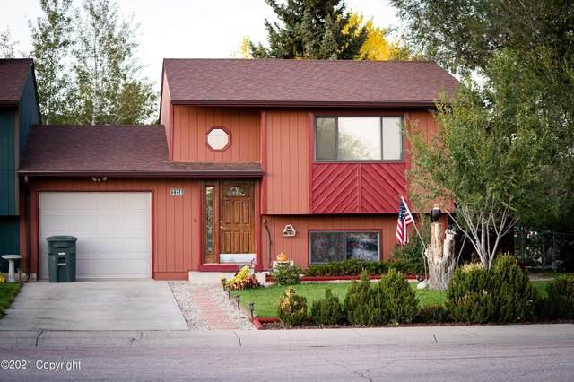 2326 Mahogany Cir -, Gillette, WY 82718 (MLS #21-1718) :: 411 Properties