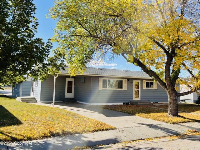 3906 Wigwam Blvd -, Gillette, WY 82718 (MLS #21-1719) :: 411 Properties