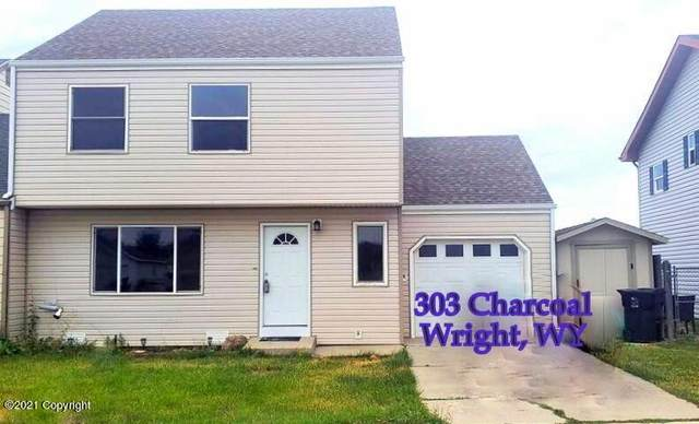 303 Charcoal Ct -, Wright, WY 82732 (MLS #21-1733) :: 411 Properties