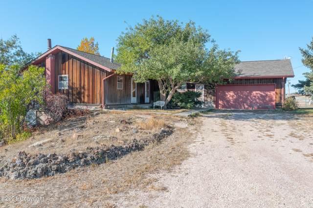 2731 Echeta Rd -, Gillette, WY 82716 (MLS #21-1736) :: 411 Properties
