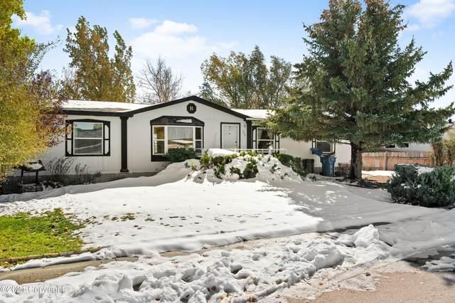 248 Yellowstone Cir -, Wright, WY 82732 (MLS #21-1740) :: 411 Properties
