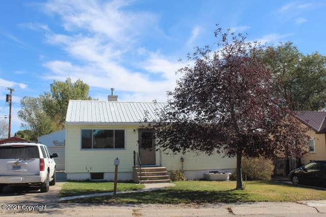 121 4th Ave -, Newcastle, WY 82701 (MLS #21-1746) :: 411 Properties