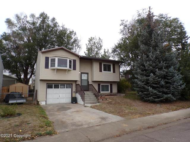 2002 S Emerson Ave -, Gillette, WY 82718 (MLS #21-1747) :: The Wernsmann Team | BHHS Preferred Real Estate Group