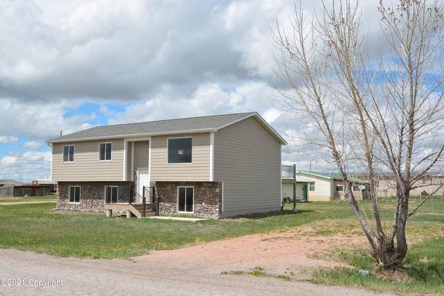 601 Division St -, Upton, WY 82730 (MLS #21-1751) :: The Wernsmann Team | BHHS Preferred Real Estate Group