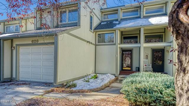 628 Overdale Dr -, Gillette, WY 82718 (MLS #21-1752) :: 411 Properties