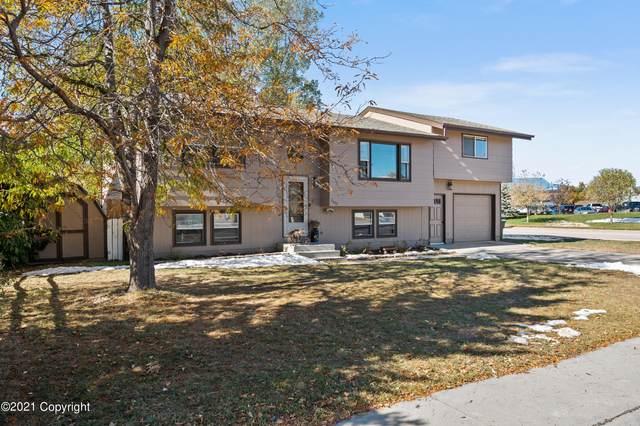 2600 Dogwood Ave -, Gillette, WY 82718 (MLS #21-1753) :: 411 Properties