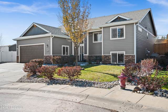1200 Dillon Ct -, Gillette, WY 82718 (MLS #21-1756) :: 411 Properties