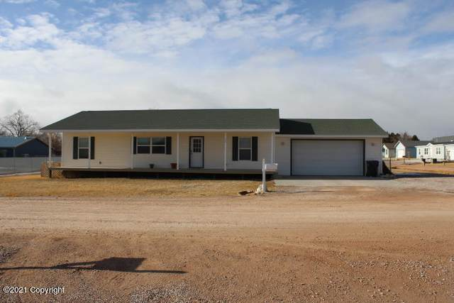 103 Oak St -, Newcastle, WY 82701 (MLS #21-176) :: The Wernsmann Team | BHHS Preferred Real Estate Group