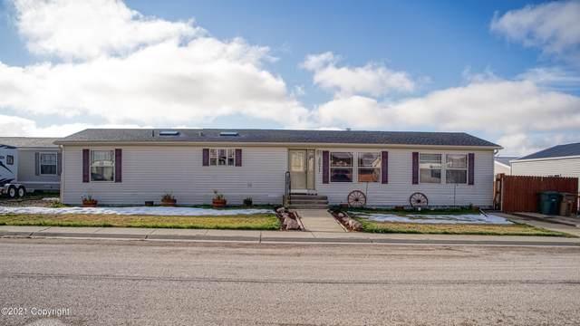 3611 Hamilton St -, Gillette, WY 82718 (MLS #21-1760) :: 411 Properties