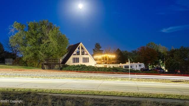 2501 Butler-Spaeth Rd -, Gillette, WY 82718 (MLS #21-1764) :: 411 Properties