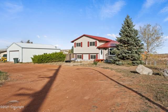 4716 Hi-Line Rd -, Gillette, WY 82718 (MLS #21-1767) :: 411 Properties