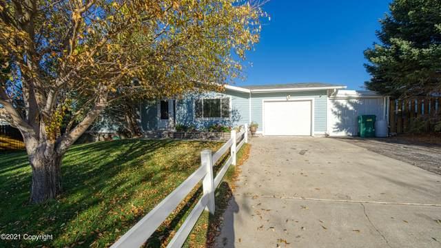 434 Sundance Cir -, Wright, WY 82732 (MLS #21-1768) :: 411 Properties