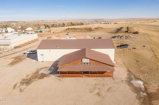4007 S Douglas Hwy -, Gillette, WY 82718 (MLS #21-178) :: The Wernsmann Team | BHHS Preferred Real Estate Group