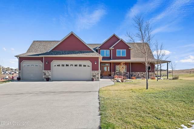 101 Vista Hills Ct -, Gillette, WY 82718 (MLS #21-1780) :: Team Properties