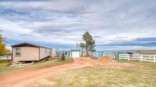 3839 Homestead Ln -, Gillette, WY 82716 (MLS #21-1785) :: Team Properties