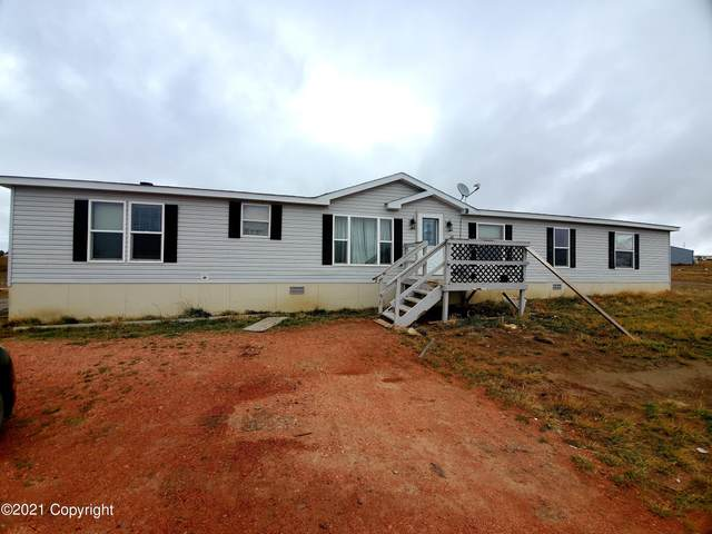 62 Chad Rd -, Gillette, WY 82732 (MLS #21-1790) :: Team Properties