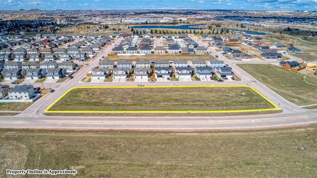 Tbd Quacker Ave, Gillette, WY 82718 (MLS #21-18) :: The Wernsmann Team | BHHS Preferred Real Estate Group