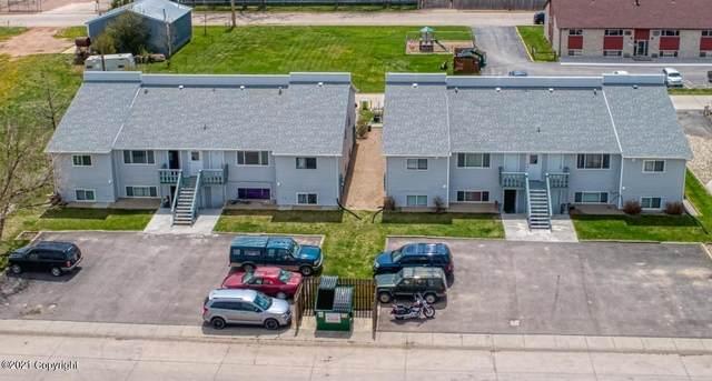 820 & 826 Laramie E, Gillette, WY 82716 (MLS #21-180) :: Team Properties