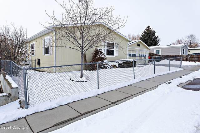 905 N Elm Ave N, Gillette, WY 82716 (MLS #21-184) :: 411 Properties