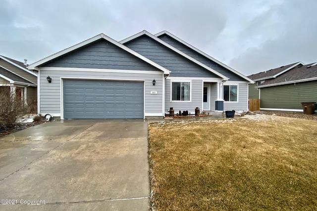 503 Red Ryder Dr -, Gillette, WY 82718 (MLS #21-189) :: The Wernsmann Team | BHHS Preferred Real Estate Group