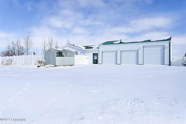 7600 Force Rd -, Gillette, WY 82718 (MLS #21-194) :: The Wernsmann Team | BHHS Preferred Real Estate Group