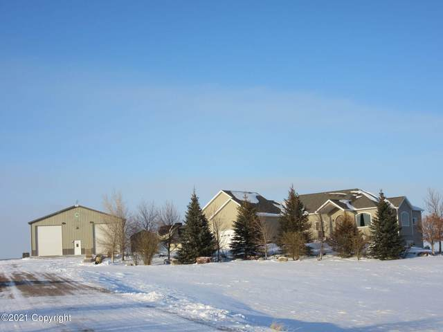 8491 Whitetail Ct -, Gillette, WY 82718 (MLS #21-196) :: The Wernsmann Team | BHHS Preferred Real Estate Group