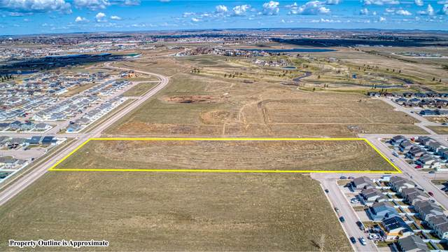 Tbd Sinclair St, Gillette, WY 82718 (MLS #21-20) :: The Wernsmann Team | BHHS Preferred Real Estate Group