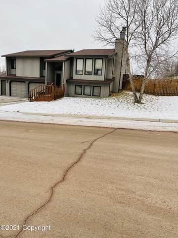 3401 Trail St W, Gillette, WY 82718 (MLS #21-21) :: 411 Properties