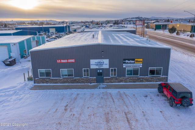 507 N Burma Ave -, Gillette, WY 82716 (MLS #21-243) :: 411 Properties